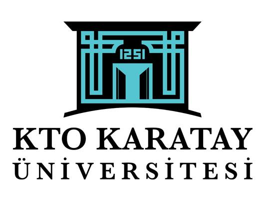 KTO Karatay University Logosu