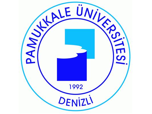 Pamukkale University Logosu